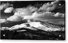 Mt. Silverheels Fairplay Colorado Acrylic Print by Dennis Wagner