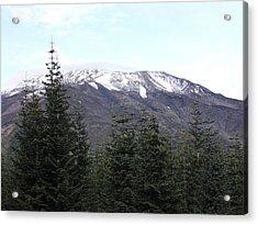 Mt. St. Helens Acrylic Print by Mark Camp