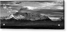 Mt Drum Acrylic Print