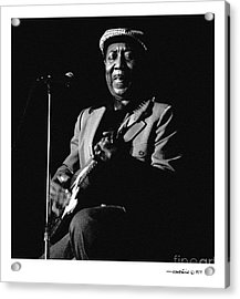 Muddy Waters 2 Acrylic Print