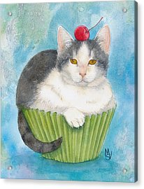 Muffin Of Animal Rescue And Foster Acrylic Print