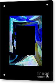 Multidimension Acrylic Print by Thibault Toussaint