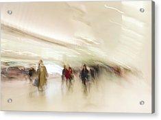 Multitudes Acrylic Print