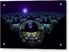 Multiverse Acrylic Print