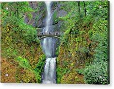 Multnomah Falls 2  Acrylic Print