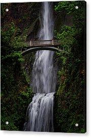Multnomah Falls 3 Acrylic Print