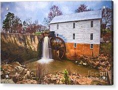 Murrays Mill II Acrylic Print by Dan Carmichael