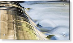 Acrylic Print featuring the photograph Murrumbidgee River by Angela DeFrias