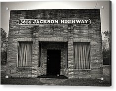 Muscle Shoals Sound Studio Acrylic Print