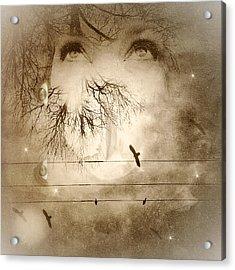 Muse Acrylic Print