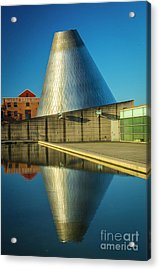 Museum Of Glass Tower Acrylic Print