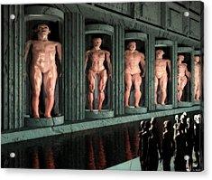 Museum Of Inner Demons Acrylic Print