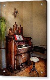 Music - Organ - Hear The Joy  Acrylic Print