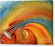 Music In The Spirit Acrylic Print
