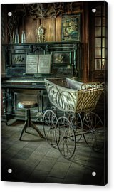 Music Is Childs Play Acrylic Print by Nathan Wright