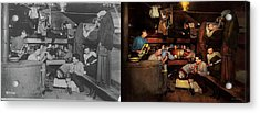Music - Jam Session 1918 - Side By Side Acrylic Print