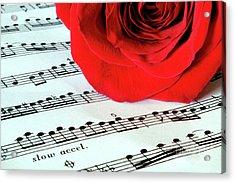 Music Lover  Acrylic Print