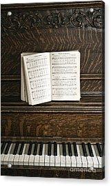 Music Acrylic Print by Margie Hurwich