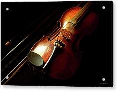 Music - Violin - The Classics Acrylic Print