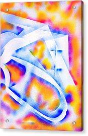 Music2 Acrylic Print