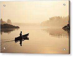 Muskoka Morning Acrylic Print