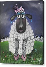 Mutton Dressed As Lamb Acrylic Print