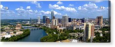 My Austin Skyline Acrylic Print by James Granberry
