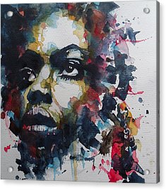 My Baby Just Cares For Me  Acrylic Print by Paul Lovering