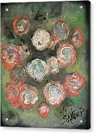 My Bloomers Acrylic Print by Amanda  Sanford