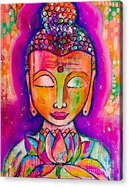 My Buddha  Acrylic Print