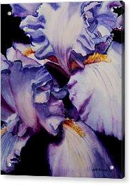 My Cherie Amour Acrylic Print