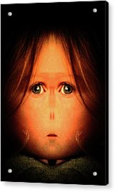 My Daughter Acrylic Print by Tisha Beedle