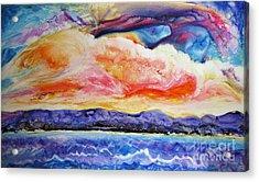 My Dream Acrylic Print by Joan Hartenstein