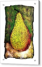 My Favorite Pear One Acrylic Print
