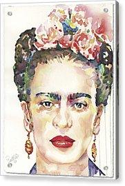 My Frida Acrylic Print