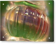My Glass Ball Acrylic Print