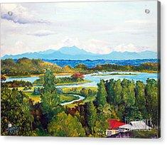 My Homeland Acrylic Print