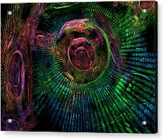 My Mind's Eye Acrylic Print by Lyle Hatch