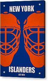 My New York Islanders Acrylic Print