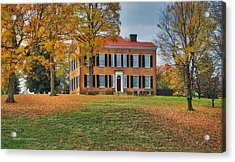 My Old Kentucky Home Acrylic Print