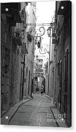 My Old Town Acrylic Print