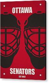 My Ottawa Senators Acrylic Print