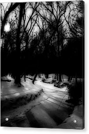 My Secret Place Acrylic Print