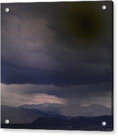 My Sky View 3 Acrylic Print by Kae Cheatham