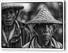 Myanmar Lost In Time 19 Acrylic Print