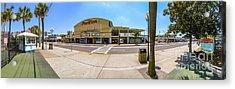 Myrtle Beach Pavilion Building Acrylic Print