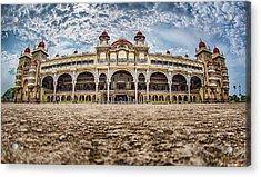 Mysore Palace Acrylic Print