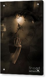 Mysteries Of Time Acrylic Print by Jorgo Photography - Wall Art Gallery