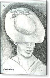Mysterious Acrylic Print by George Markiewicz