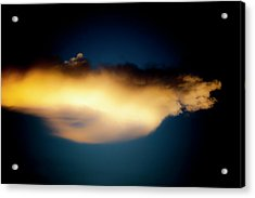 Acrylic Print featuring the photograph Mysterious Glow by Eric Christopher Jackson